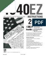 i1040ez.pdf Instructions Booklet