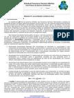 DETERMINAÇÃO PH, ALCALINIDADE E ACIDEZ DA ÁGUA