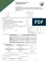 Matemáticas 8° - Refuerzo Final
