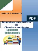 Dinamicas Para Ciencia y Ambiente12