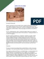 Los Tuneles Secreto de Los Andes