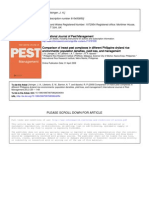 Dryland Rice Insect Pests
