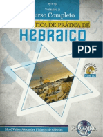 Curso Completo de Hebraico Vol. 2