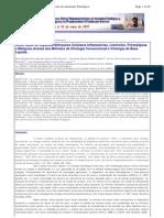 método convencional x base líguida