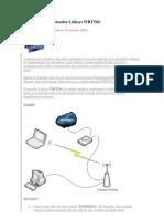 Configurando o Roteador Linksys WRT54G