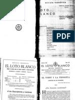 Loto Blanco Febrero 1932
