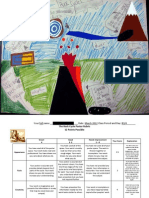 Student b Poster and Rubric
