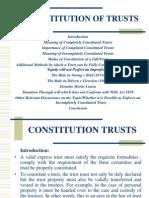 Constitution of Trusts- Equity Trust II (1)