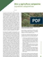 Lectura viernes. Cambio clim+ítico y agricultura campesina - Miguel A. Altieri y Clara I. Nicholls