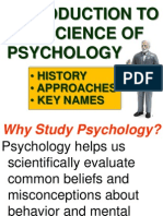 Introduction to Psychology 2011