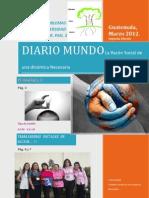 Diario Mundo Segunda Edicion