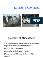 Lecture 1 Atmospheric Composition