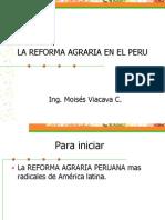 2.1 La Reforma Agraria (2)