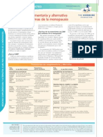 Cam for Menopausal Symptoms Spanish 092909
