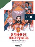 La Misa Es Una Fiesta Espiritual