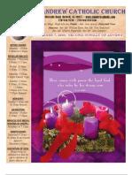 December 7, 2008 Bulletin