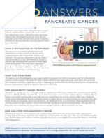 ASCO Answers Pancreatic