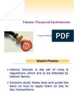Islamic Finance Structures-Explained