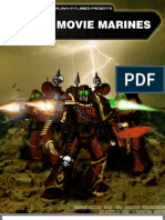 Chaos Marines in the Movies