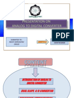 ppt on adc vyom