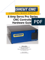 Pro Series Servo Controller Manual