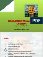 Manajemen Keuangan - Chapter 5