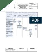 Flujo Laboratorio Clinico - Fase Preanalitica