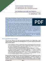 Le Bilan Neuro-psychologique_dr Mazeau-1