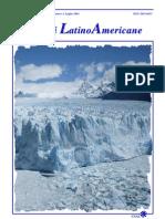 3655 Anno II Numero III Visioni Latinoamericane