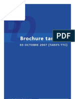 20061207-Brochure Tarifaire Boursorama Banque