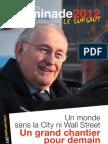 Cheminade2012 - Brochure de campagne