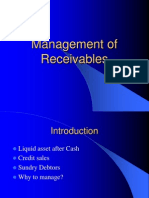 5 Receivables Management