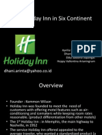 The Holiday Inn in Six Continent