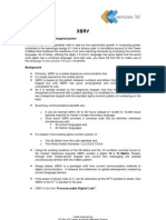 XBRV Executive Summary