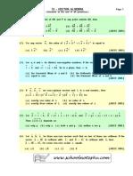 Vector Algebra MCQ