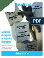 Alternativa, edição nr. 3, Abril de 2012