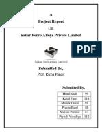 Report on Sakar