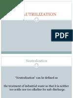 Neautrilization
