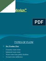 PPT on Sewer Design