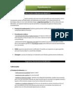 Ficha Informativa - Engenharia Genética