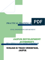 Training at Gurjar Ki Thadi Under Pass, Jaipur