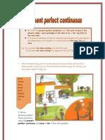 (2) Present Perfect Continuous[1]
