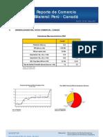 Reporte de comercio bilateral