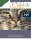 Feline Behavior Guidelines