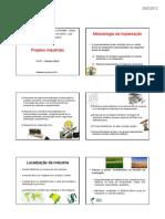 Projetos - aula 2