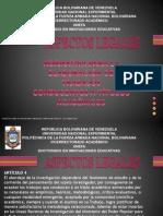Aspectos legales Doctorado 2