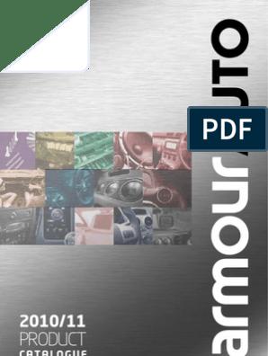 2010 Armour Auto Catalogue 0 | Audi | Project Management