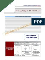 SMCCpr0093 Cambio de Polea de Volteo