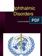 Ophthalmic Disorders
