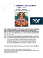 BUDDHISM AND THE NO-SOUL DOCTRINE, version 4